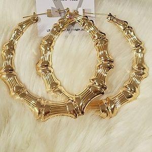 Jewelry - Bamboo Earrings